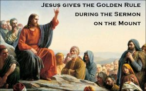 An example of the Golden Rule